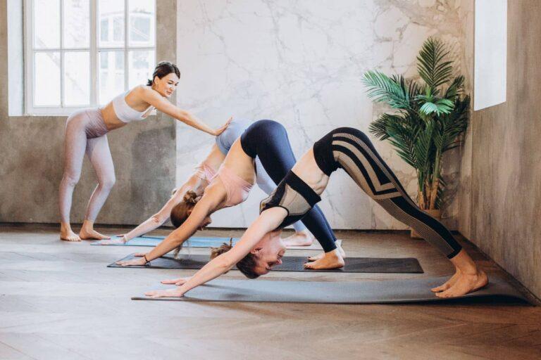 Mindful Transitions Yoga Web Design