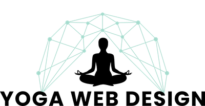 Yoga Web Design Logo Yoga Studio Marketing