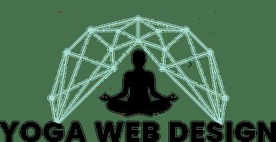 Yoga Web Design Logo Yoga Studio Marketing